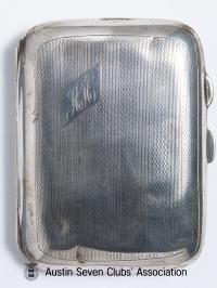TR0047 : H.L. Hadley - Bert Hadley's Cigarette case
