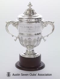 TR0001 : A Waite, Brooklands - 23rd 75 MPH Short Handicap - 2nd Prize - 1923