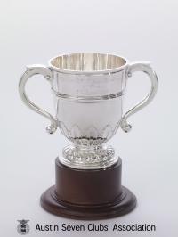 TR0008 : A. Depper, Brooklands - 44th 100 MPH Long Handicap - 3rd Prize - 1925