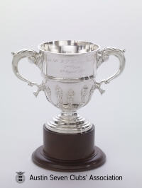 TR0009 : H. Cutler, Brooklands - 11th 90 MPH Long Handicap - 3 prize - 1923