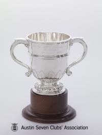 TR0011 : A. Depper, Brooklands - 35th 75 MPH Short Handicap - 3rd prize - 1925