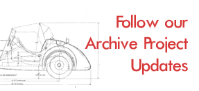 Follow our Archvie Project Updates